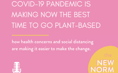 Ep.5 – COVID-19 Pandemic Makes Now the Best Time to Go Plant-Based