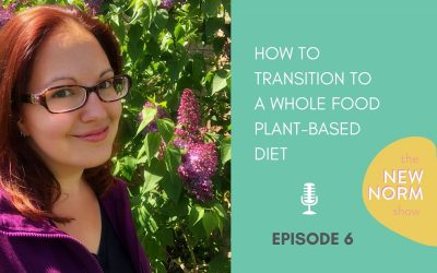 Ep. 6 – How to Transition to a Whole Food Plant Based Diet with Paula Hoile